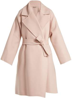 Bottega Veneta Double-faced cashmere coat