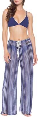 Becca Pierside Cover-Up Flyaway Pants