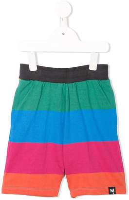 Molo striped shorts