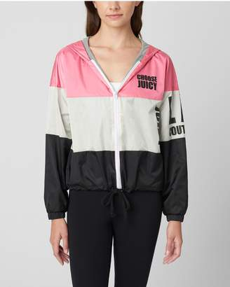 Juicy Couture SPORT MOD HOODED JACKET