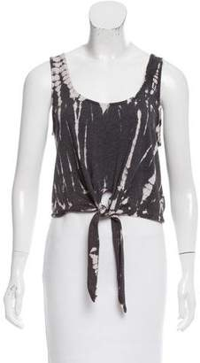 Alice + Olivia Sleeveless Cropped Top w/ Tags