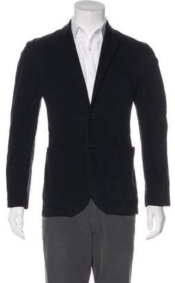Hardy Amies Two-Button Notch-Lapel Sports Coat