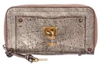 Chloé Paddington Zip-Around Wallet