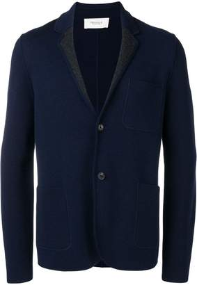 Pringle knitted single breasted jacket