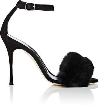 Women's Mincha Suede Sandals