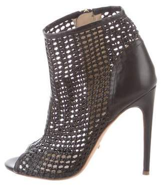 Jerome C. Rousseau Cage Ankle Boots