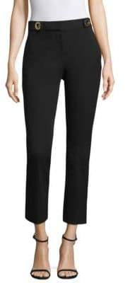 Derek Lam 10 Crosby Flared Crop Pants
