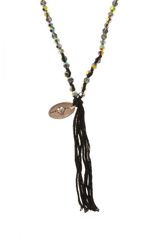 Chan Luu Beaded String Necklace