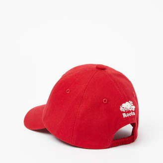 Roots Toddler Canada Leaf Baseball Cap