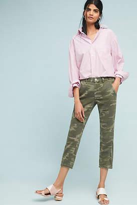 Amo Camo Slouch Trousers