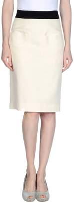 Rue Du Mail Knee length skirts - Item 35198976HI
