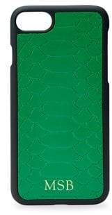 GiGi New York Embossed Leather iPhone 7 Plus Case