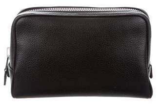 Tom Ford Leather Toiletry Bag