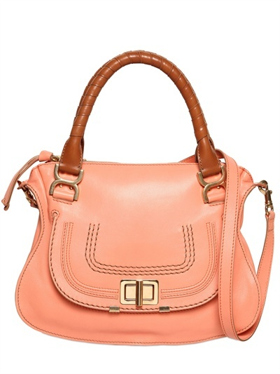 Chloe' - Medium Marcie Soft Leather Top Handle