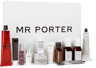 MR PORTER GROOMING Mr Porter February Restore Kit