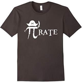 Pi Pirate Math 3.14 Mathematical T-Shirt