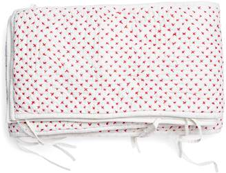 Little Auggie Cotton Crib Bumper