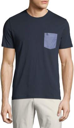 Original Penguin Men's Chambray-Pocket T-Shirt