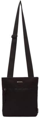 Diesel Black F-Urbhanity Crossbody Bag