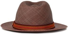 Yosuzi Elia Woven Toquilla Straw Panama Hat