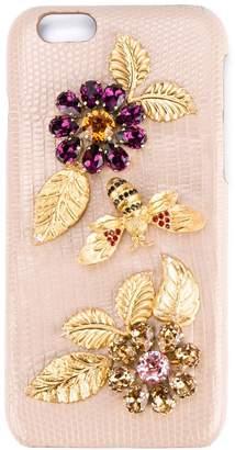 Dolce & Gabbana embellished iPhone 6 case