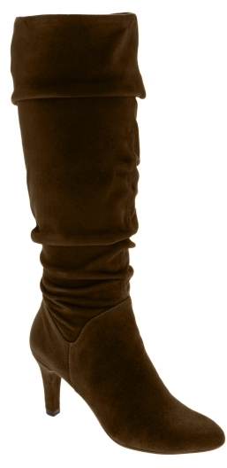 Ditto By Van Eli Imma Suede Boot