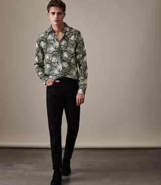Reiss Hemsworth Floral Shirt