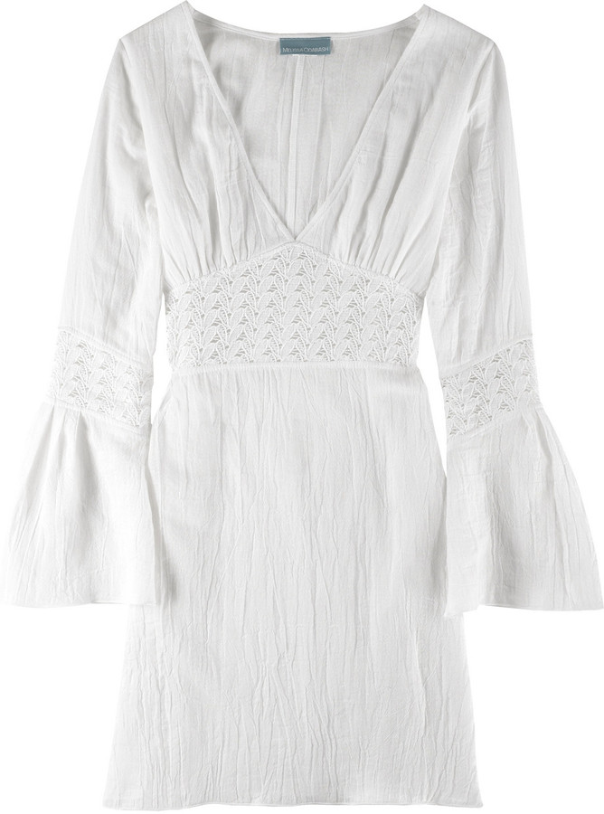 Melissa Odabash Amanda cheesecloth dress