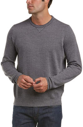 Canali Crewneck Wool Sweater