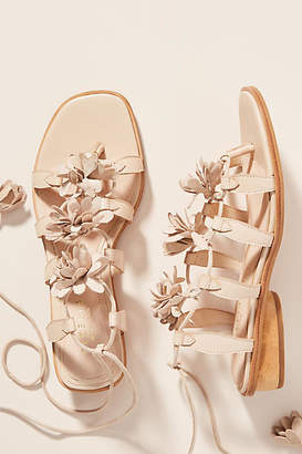 Cecelia New York Ophelia Lace-Up Sandals