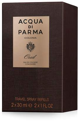 Acqua di Parma Colonia Oud Eau de Cologne Travel Spray Refills