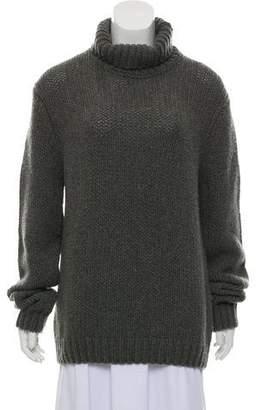 Hermes Heavy Cashmere Knit Turtleneck