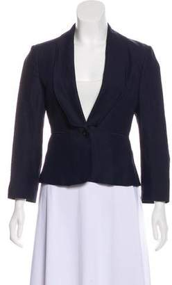 See by Chloe Long Sleeve Wool Blazer