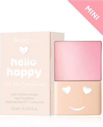 Benefit Cosmetics Hello Happy Soft Blur Foundation Mini