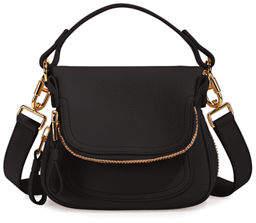 Tom Ford Jennifer Mini Grained Leather Shoulder Bag