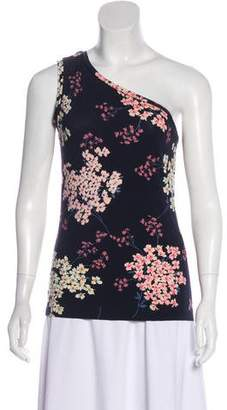 Rebecca Taylor Floral Knit Top w/ Tags