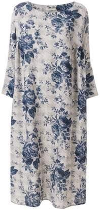 DAY Birger et Mikkelsen Ermanno Gallamini printed kaftan dress