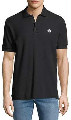 Rag & Bone Men's Pique Polo Shirt