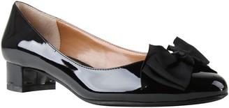 J. Renee Patent Low Heel Pumps - Cameo