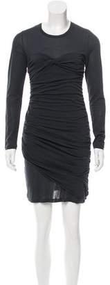 Isabel Marant Draped Mini Dress