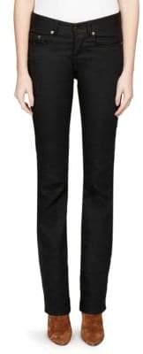 Saint Laurent Stretch Denim Bootcut Jeans