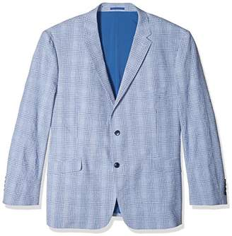 U.S. Polo Assn. Men's Big and Tall Seersucker Sport Coat