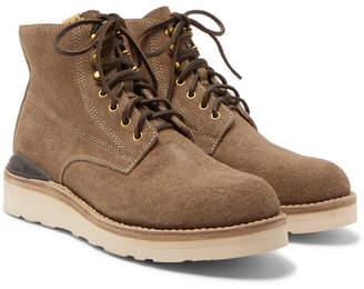 Visvim Virgil Suede Boots