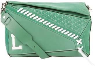 Loewe Extra Large Sneaker Puzzle Bag