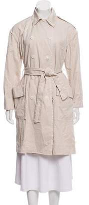 Raquel Allegra Military Trench Coat w/ Tags