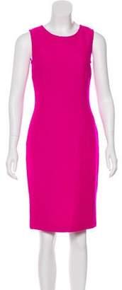 f91533a5 St. John Wool-Blend Sheath Dress w/ Tags