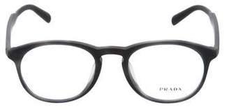 Prada Oversize Matte Eyeglasses