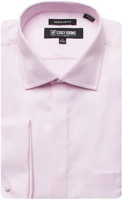 Stacy Adams Long Sleeve Woven Dress Shirt