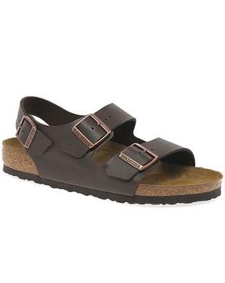 19d718561b2 Birkenstock Milano Mens Buckle Sandals