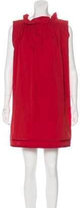 Atlantique Ascoli Sleeveless Mini Dress